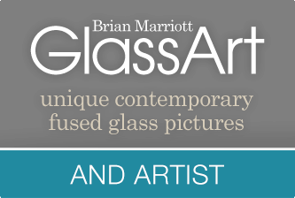 Brian Marriott Glass Art