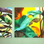 Flora & Fauna paintings
